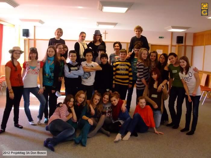 Projekttag Der 3a Im Don Bosco Haus
